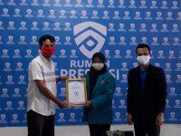 Penganugerahan tokoh muda berprestasi Banten 2020.