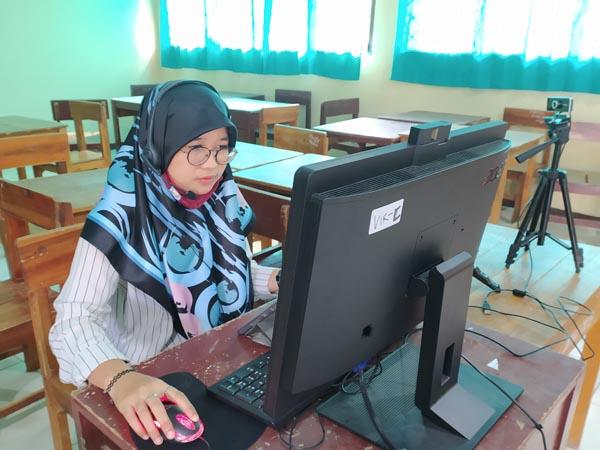 Kegiatan Pembelajaran Virtual